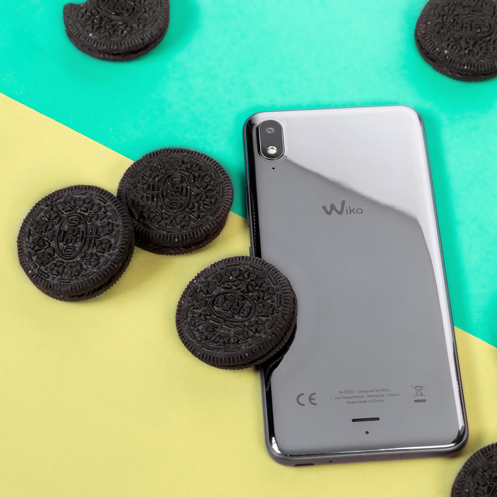 Android OREO on  View2 GO